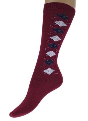 Гольфы для девочки Ромбы Para socks