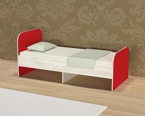 Кровать ИСЛАНДИЯ-5-1800-0800 /1832*800*836/