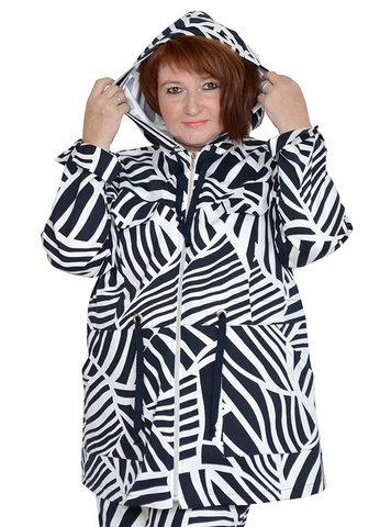 Джинсовый жакет Zebra