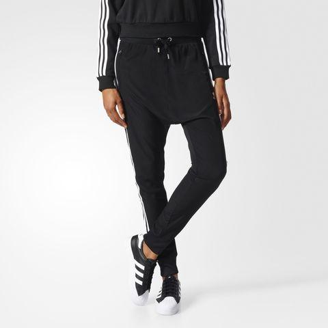 Брюки женские adidas ORIGINALS LOW CROTCH PANT