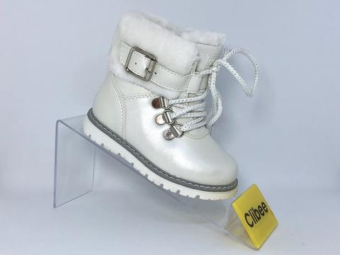 Clibee (зима) H167 White 20-25