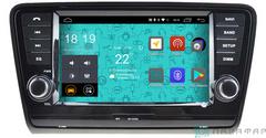Штатная магнитола 4G/LTE с DVD для Skoda Octavia 3 на Android 7.1.1 Parafar PF993D