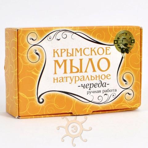 Мыло натуральное Череда Крымское, 85г