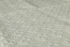 Простыня стеганая GOCHU Clover K 170*210 кремовый