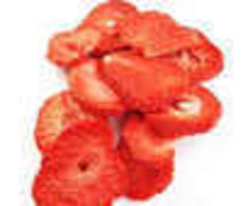 Сублимированная клубника слайсы,50гр
