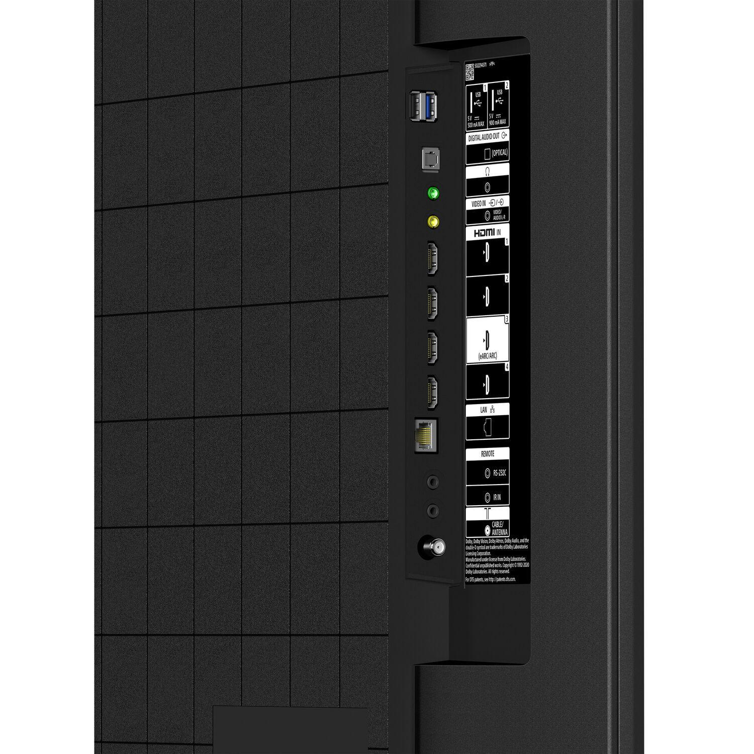 Интерфейс телевизора  Sony KD-50X81J