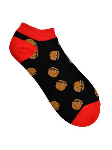 Короткие носки Р. 37-44 Бургер