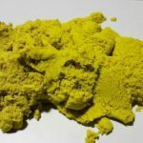 Кинетический песок Arhi-Sand Желтый, 1 кг