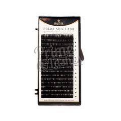 Ресницы Beautier шелк, отдельные длины 16 линий