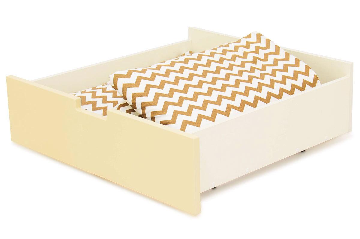 """Ящик для кровати """"Svogen бежевый"""""""