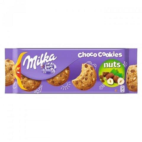 Печенье Milka Choco Cookies Nuts с орехом 135 гр