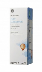 Солнцезащитный крем Blithe Airy Sunscreen SPF 50+ PA ++++