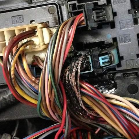 Ремонт проводки Прадо 150