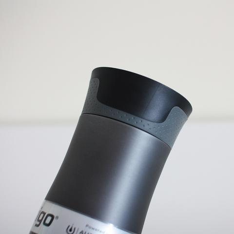 Уценка! Термокружка Contigo West Loop (0,47 литра) серая