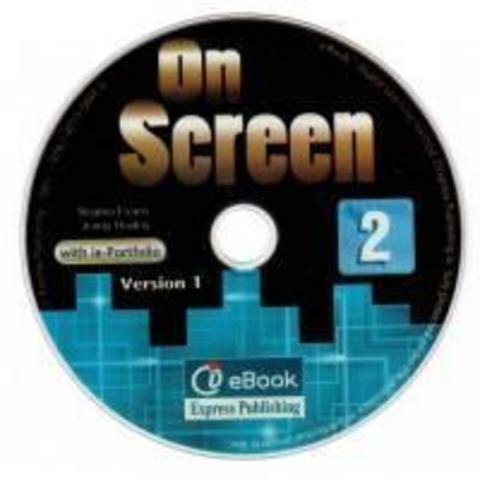On Screen 2.  Ie-book — электронное приложение с интерактивным учебником