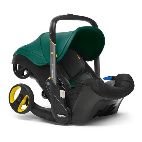 Коляска-автокресло Doona+ Racing Green