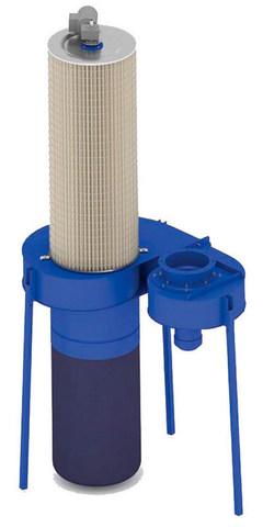 Рециркуляционный пылеулавливающий агрегат Эковент К ФЦ-М-3000