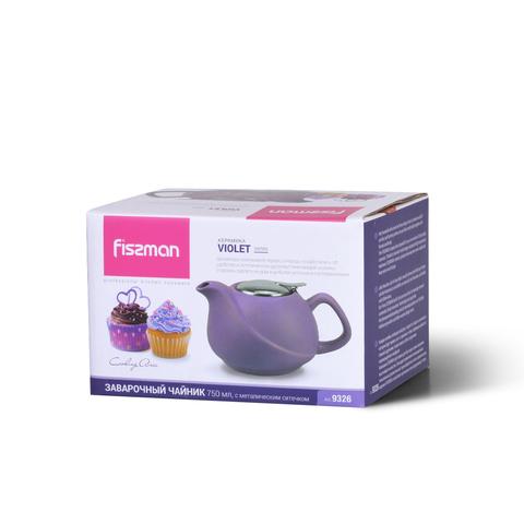 9326 FISSMAN Чайник заварочный 750 мл,  купить