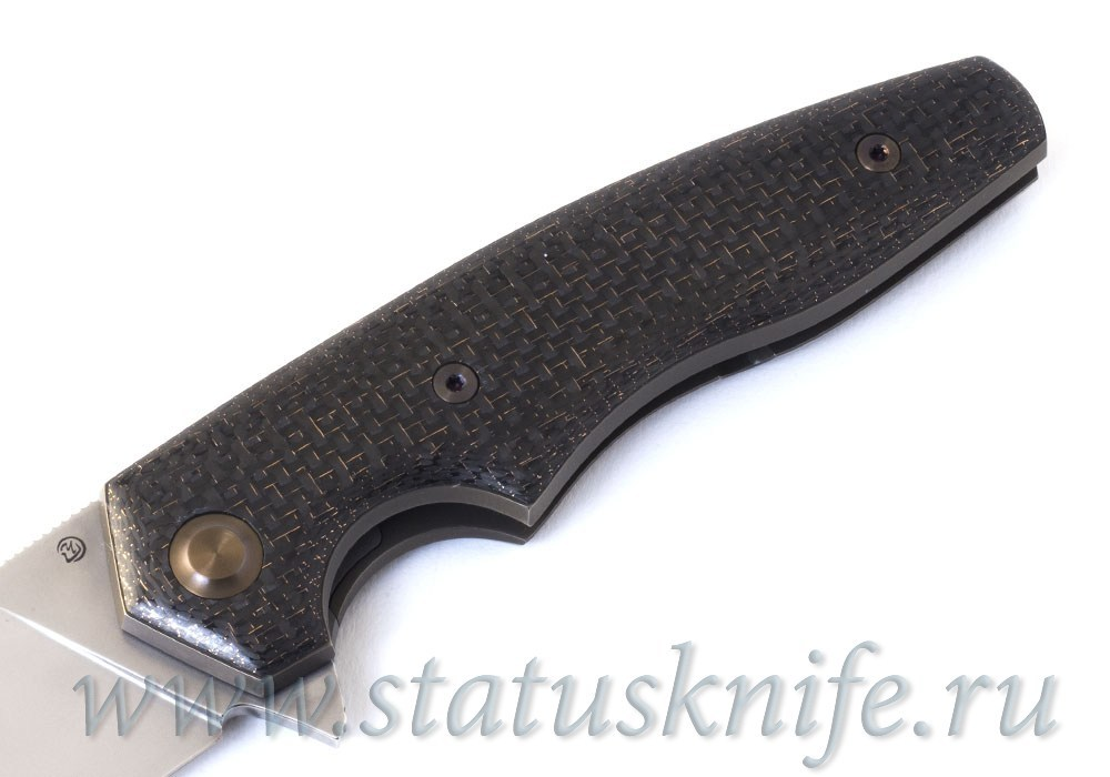 Нож Чебуркова Касатка M390 CF - фотография