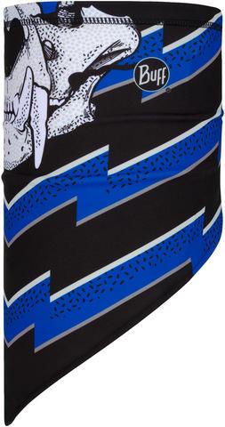 Шарф-труба сноубордическая Buff Bandana Tech Fleece T-Knuckle Grey фото 1