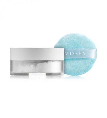[MISSHA] Рассыпчатая матирующая пудра для лица  — Sebum Cut Powder