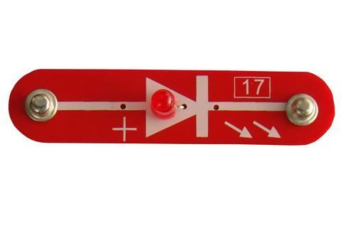 №17 Красный Светодиод