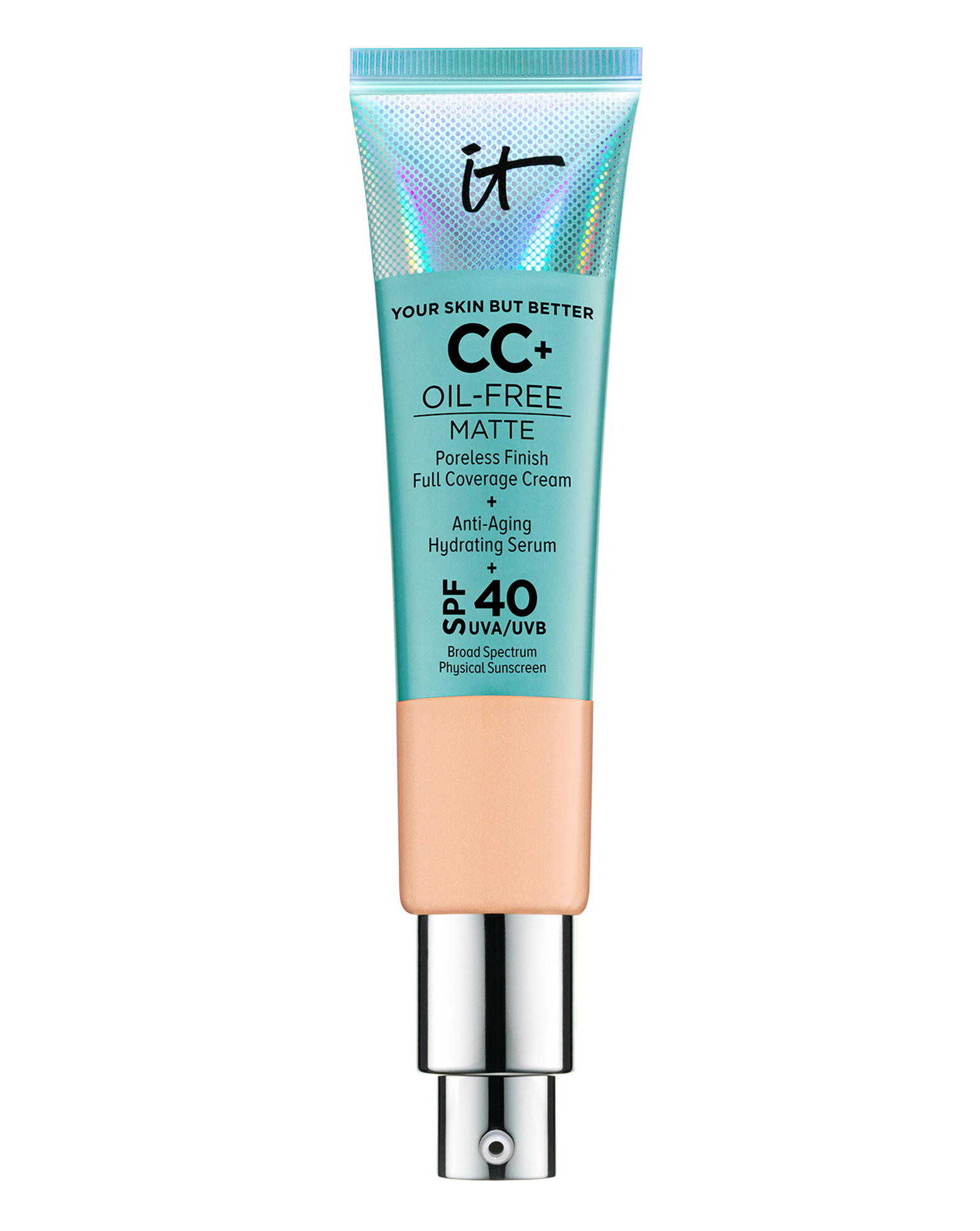 It Cosmetics Your Skin But Better CC+ Oil-Free Matte SPF40