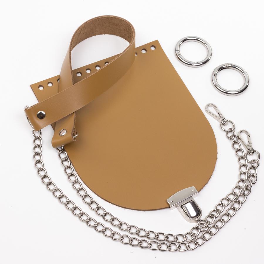 "Каталог Комплект для сумочки Орео ""Мёд"". Ручка с цепочкой и замок ""N12"" IMG_0853.jpg"