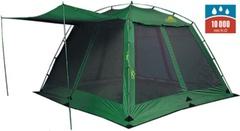 Палатка Alexika CHINA HOUSE ALU green, 350x350x195