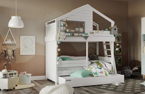 кроватка уютное гнездышко