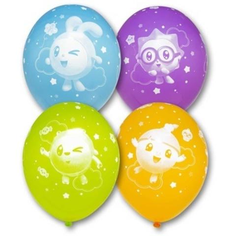 Воздушные шары Малышарики