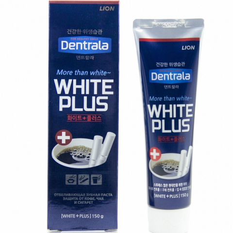 Зубная паста отбеливающая с защитой от кофе 150 гр