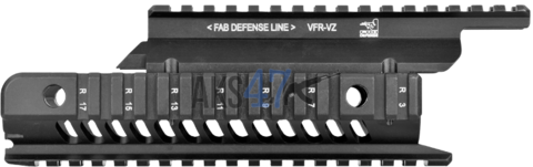 Цевье для VZ FAB-Defense VFR-VZ