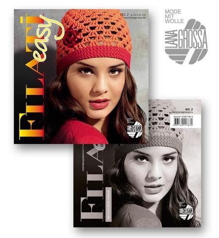 Журнал по вязанию Filati Easy 2