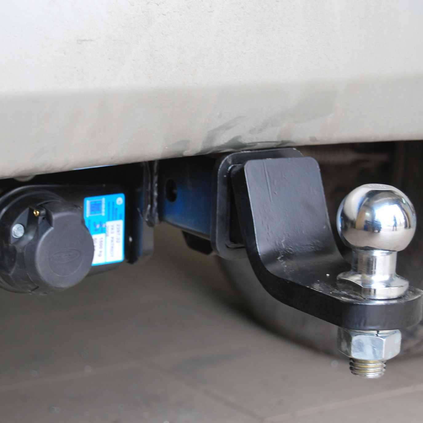 Установка фаркопа (тягово-сцепного устройства)