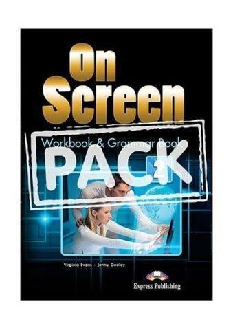 On Screen 2. Workbook & Grammar Book (International) (+DigiBook app). Рабочая тетрадь и грамматический справочник c электронным приложением