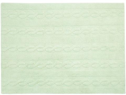 Ковер Lorena Canals Braids Soft Mint (120 x 160)
