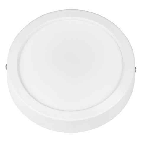 ULM-Q240 22W/6500K WHITE Светильник светодиодный накладной. Дневной свет (6500K). Корпус белый.ТМ Volpe.