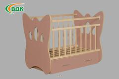 Детская кроватка «Vanessa» и «Marina» 1200х600