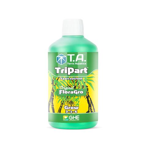 GHE FloraGro / TriPart Grow T.A. 0,5л