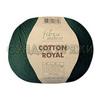 Пряжа Fibranatura Cotton Royal 18-732 (Хвойный)