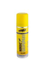Мазь Toko Grip Line спрей,желтая , 0°С/-2°, 70мл