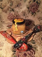 Натуральный горный алтайский мед  500 г