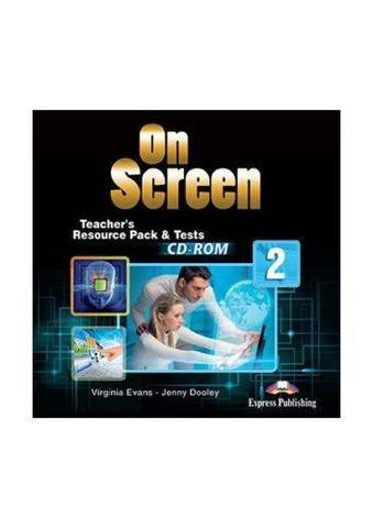 ON SCREEN 2 Teacher's Resource Pack & Tests CD-ROM