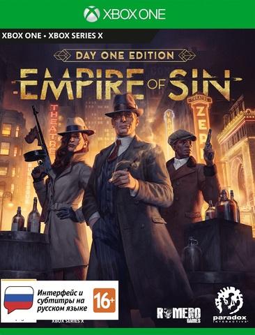 Empire of Sin Издание первого дня (Xbox, русская версия)