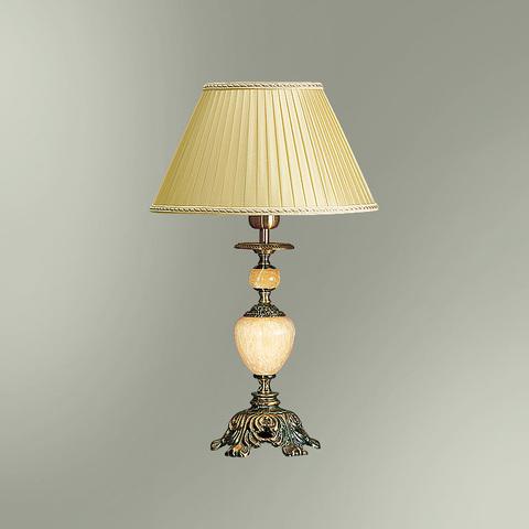 Настольная лампа с абажуром 29-12.56/8822 ВИКТОРИЯ
