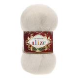 Пряжа Alize Kid royal кремовый 62