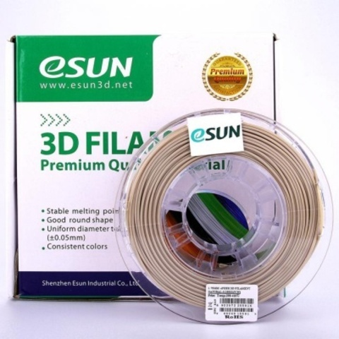 ESUN ePEEK Pro, 1.75 мм, 0,25 кг, бежевый