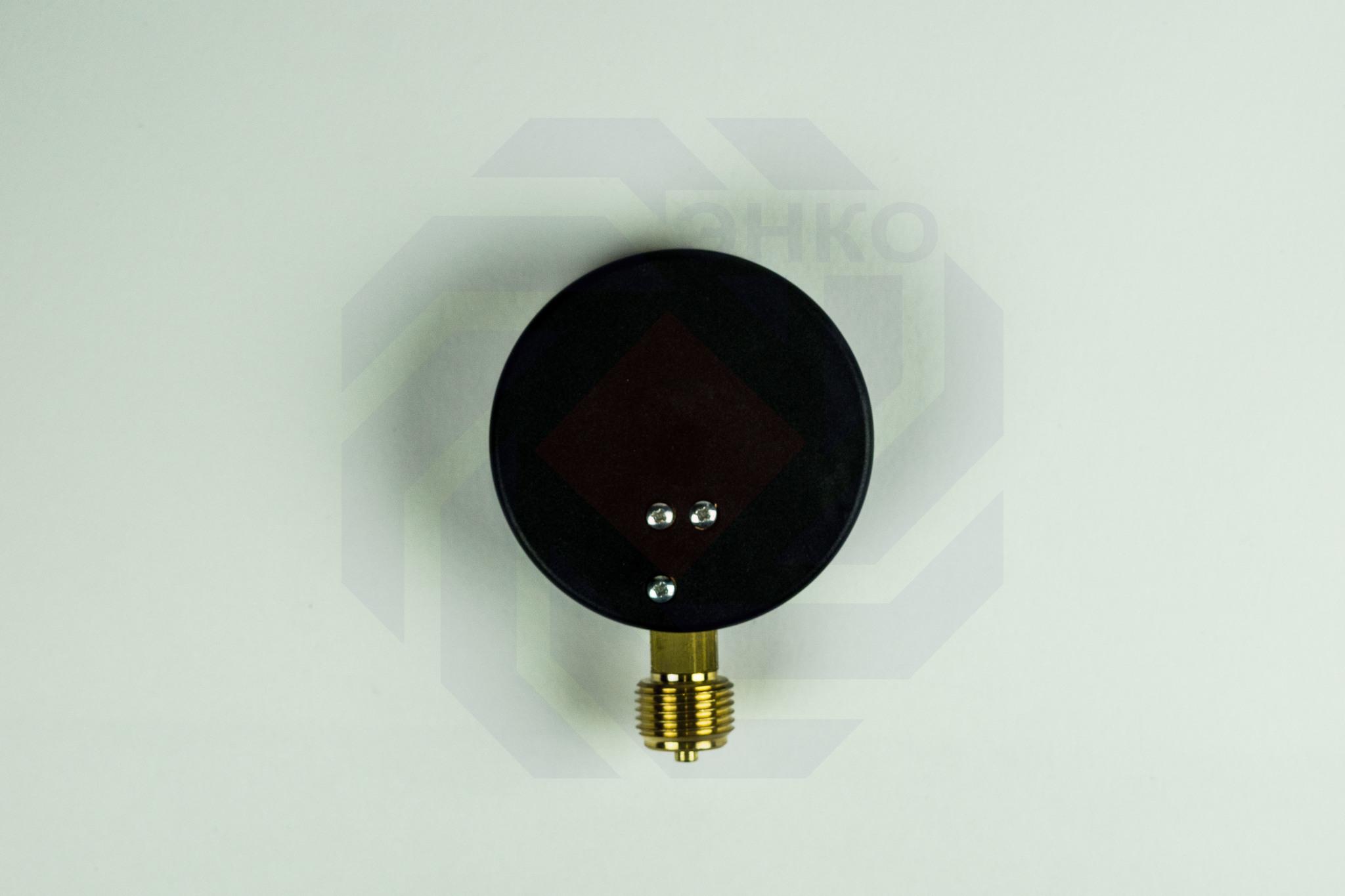 Манометр радиальный WATTS MDR 80/25 (F+R200) 0-25 бар 80 мм ½