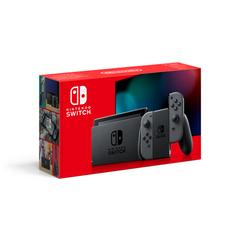 Игровая приставка Nintendo Switch HAD-S-KAAAA (RUS), серый